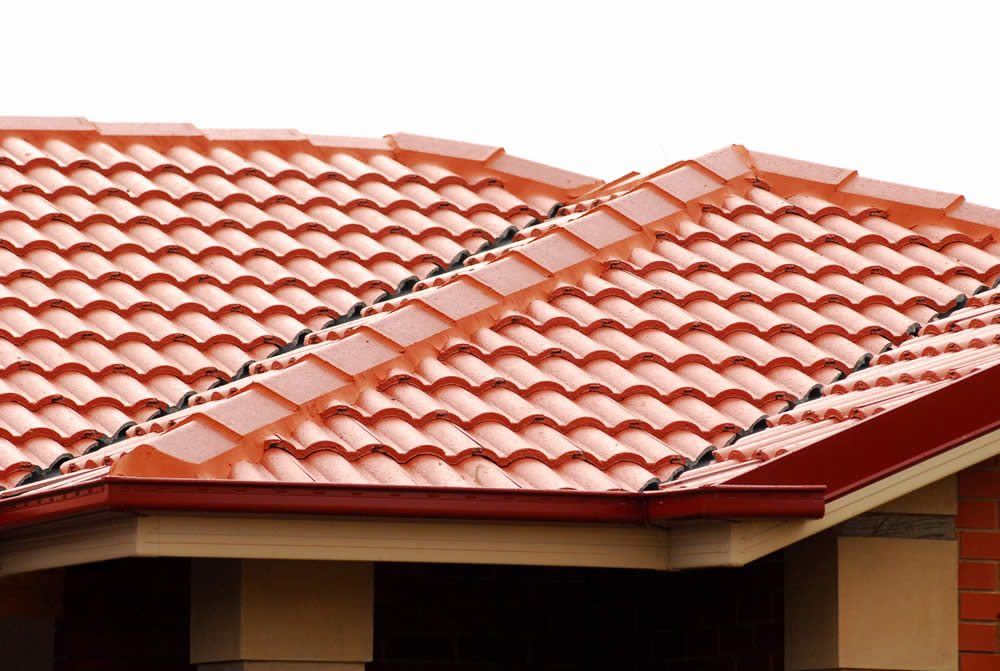 New Roof Restore And Fix An Old Roof Or Gutters